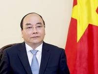Thủ tướng Nguyễn Xuân Phúc trả lời báo chí Ấn Độ