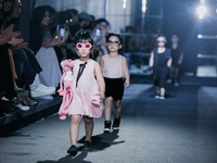 Tuần lễ thời trang thiếu nhi: Kêu gọi chung tay bảo vệ trẻ em