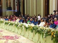 Chủ tịch nước chủ trì tiệc chiêu đãi lãnh đạo các nền kinh tế APEC