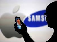 Nhờ iPhone, Samsung 'ngồi không' hưởng 20 tỷ USD của Apple