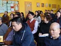 Quỹ Hỗ trợ người Việt hội nhập tại Ba Lan tổ chức nói chuyện về pháp luật