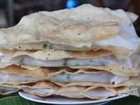 Cách làm món bánh đập đậm đà hương vị miền Trung