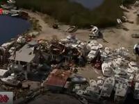 Bão Irma phá hủy 90 nhà cửa tại Florida Keys