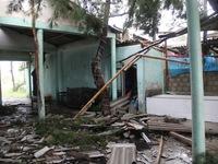 Bão số 4 gây thiệt hại nặng nề ở Quảng Bình và Quảng Trị