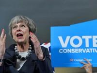 """Bầu cử Anh: Khả năng """"Quốc hội treo"""" cao"""