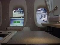 Máy bay Boeing 777 mới sẽ có cửa sổ ảo