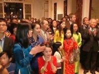 Gặp mặt cộng đồng người Việt tại Vương quốc Bỉ