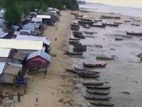 Nghề du mục biển tại Myanmar mai một vì đánh cá bằng thuốc nổ