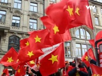 Cộng đồng người Việt tại Đức hướng về biển Đông