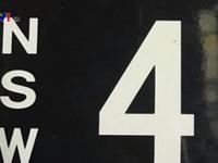 Australia bán đấu giá biển số xe đặc biệt