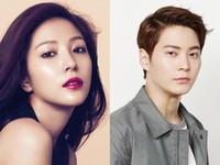 Người tình màn ảnh của Kim Tae Hee hẹn hò với BoA
