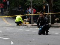 Nổ lớn tại Colombia, hàng chục người bị thương