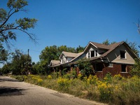 Detroit với bài toán bất động sản bị bỏ hoang