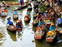 Ba tuyến tham quan du lịch miền Tây đẹp nhất mùa nước nổi
