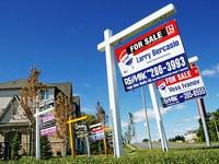 Thị trường nhà đất ở Canada giảm nhiệt mạnh trong 7 năm