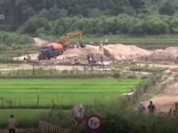 'Loạn' giá cát ở các mỏ khai thác tại Vĩnh Long