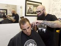 Cắt tóc ở Thụy Sĩ đắt nhất thế giới