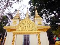 VTVTrip: Độc đáo những ngôi chùa Khmer ở Trà Vinh