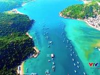 VTVTrip: 'Ngất lịm' giữa biển trời xanh ngắt tại Vịnh Vĩnh Hy