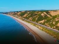 VTVTrip: Bàu Trắng - Tiểu sa mạc kỳ vĩ ở Bình Thuận