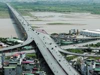 Hà Nội đẩy nhanh tiến độ nhiều dự án giao thông lớn