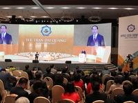 Toàn cảnh ngày làm việc đầu tiên Hội nghị Thượng đỉnh Doanh nghiệp APEC 2017