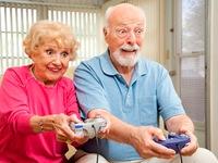Trò chơi điện tử kết hợp vận động tốt cho não bộ người già