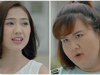 Ngược chiều nước mắt - Tập 9: Châu (Trang Cherry) bị cảnh cáo vì cố tình tán tỉnh Sơn (Hà Việt Dũng)