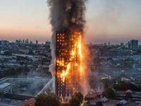 Điều tra hình sự vụ cháy chung cư tại London