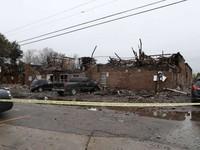 Mỹ: Cháy lớn thiêu rụi hàng chục căn hộ tại Houston