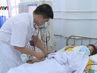 BV Đa khoa TP Hòa Bình hỗ trợ chạy thận cho 22 bệnh nhân