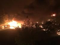 Gia tăng con số thương vong do cháy rừng tại California