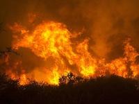 Cháy rừng lại bùng phát ở bang California (Mỹ)