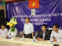 30 năm cống hiến vì 'đại gia đình' người Việt ở Irkutsk