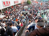 Thị trường du lịch Trung Quốc bùng nổ trong 'Tuần lễ vàng'