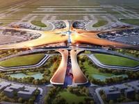 Trung Quốc dự kiến mở cửa siêu sân bay vào năm 2019