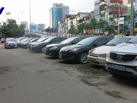 TP.HCM thí điểm thu phí đỗ ô tô qua điện thoại