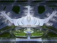 Nét đặc biệt trong kiến trúc Hoa sen của sân bay Long Thành