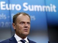 Chủ tịch EU: Tiến trình Brexit phụ thuộc vào London