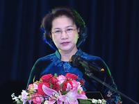 Chủ tịch Quốc hội đánh giá cao cộng đồng người Việt tại Czech