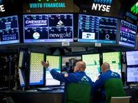 Chứng khoán Mỹ tăng điểm nhờ số liệu kinh tế tích cực