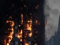 Gia tăng số người thiệt mạng trong vụ cháy chung cư ở Anh