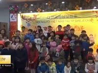 Tết cộng đồng của Hội người Việt Nam tại Daejeon - Hàn Quốc