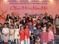 Cộng đồng người Việt tại Ekaterinburg đón Xuân mừng năm mới
