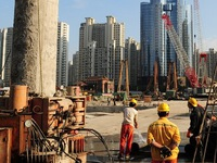 Giới đầu tư Trung Quốc 'phát sốt' trước việc thành lập đặc khu kinh tế mới