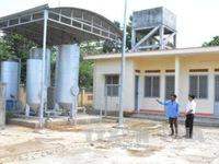 Hơn 300 công trình cấp nước sạch kém hiệu quả, bỏ hoang ở Tây Nguyên