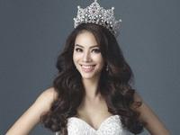 Phạm Hương – cô gái truyền cảm hứng cho cuộc thi Hoa hậu Hoàn Vũ Việt Nam 2017