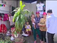 Gia tăng hộ nghèo sau bão lũ ở Nam Trung Bộ