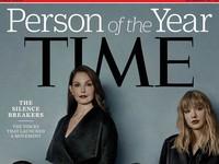 """""""Người phá vỡ sự im lặng"""" được Time chọn là Nhân vật của năm"""