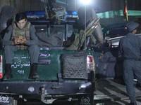 Đánh bom liều chết ở thủ đô Afghanistan, 4 người thiệt mạng